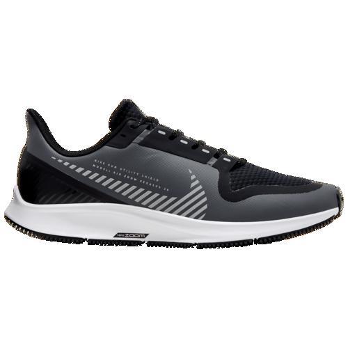 (取寄)ナイキ メンズ ランニングシューズ エア ズーム ペガサス 36 シールド Nike Men's Air Zoom Pegasus 36 Shield Cool Grey Silver
