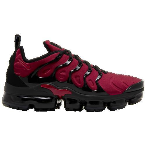 (取寄)ナイキ メンズ スニーカー シューズ エア ヴェイパーマックス プラス ランニング Nike Men's Air Vapormax Plus University Red Black White