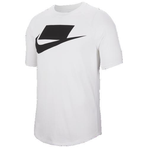 (取寄)ナイキ メンズ イノベーション Tシャツ Nike Men's Innovation T-Shirt White Black
