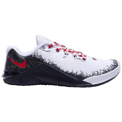 (取寄)ナイキ レディース メトコン 5 Nike Women's Metcon 5 White University Red Black