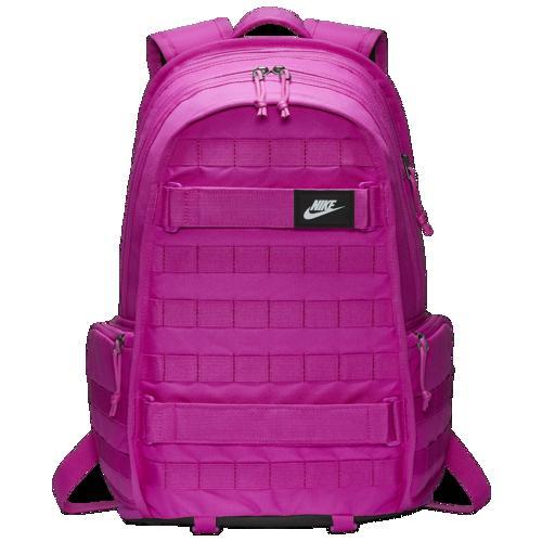 (取寄)ナイキ RPM バックパック Nike RPM Backpack Fire Pink Black