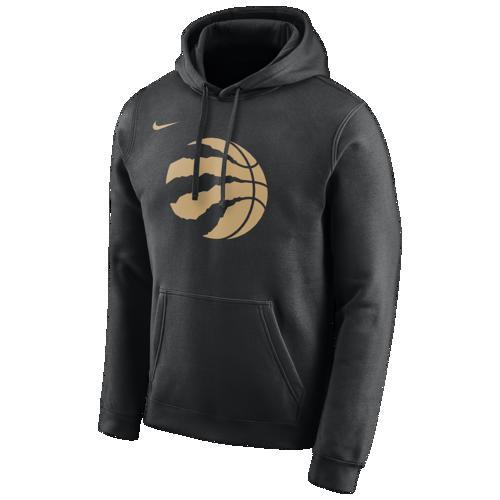 (取寄)ナイキ メンズ パーカー NBA シティ エディション フーディ トロント ラプターズ Nike Men's NBA City Edition Hoodie トロント ラプターズ Black
