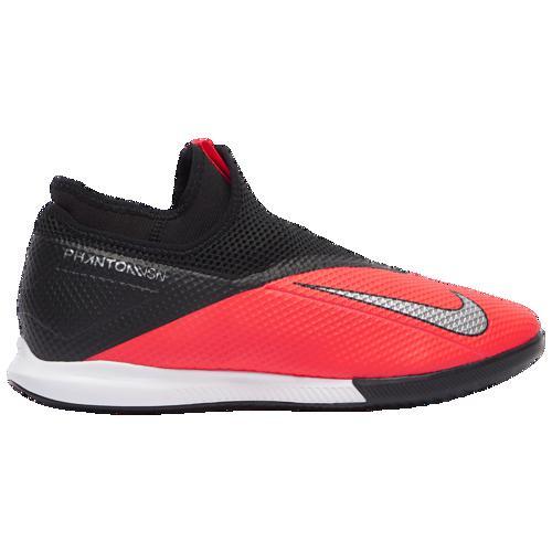 (取寄)ナイキ メンズ ファントム ビジョン 2 アカデミー DF ic Nike Men's Phantom Vision 2 Academy DF IC Laser Crimson Metallic Silver Black