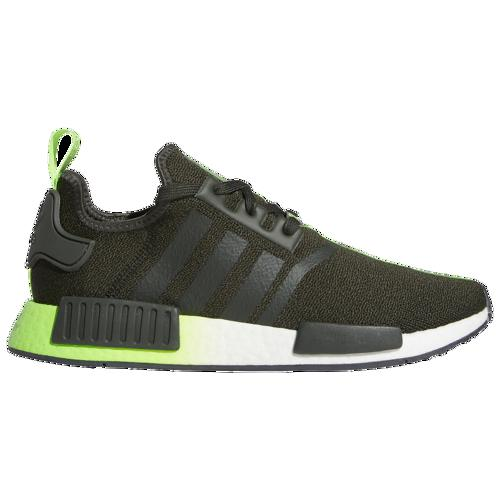 (取寄)アディダス メンズ オリジナルス NMD R1 Men's adidas Originals NMD R1 Legend Earth Legend Earth Green