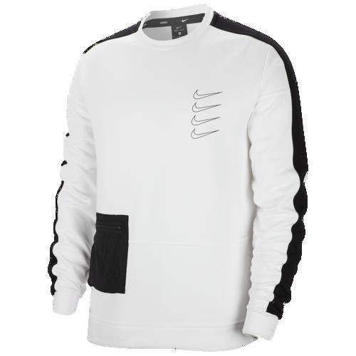 (取寄)ナイキ レディース ロング スリーブ プルオーバー フリース クルー Nike Women's Long Sleeve Pullover Fleece Crew White Black Black