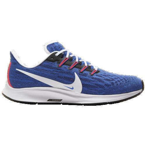 【クーポンで最大2000円OFF】(取寄)ナイキ メンズ エア ズーム ペガサス 36 Nike Men's Air Zoom Pegasus 36 Racer Blue White Flash Crimson