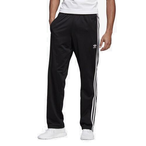 【クーポンで最大2000円OFF】(取寄)アディダス メンズ オリジナルス ファイアーバード トラック パンツ Men's adidas Originals Firebird Track Pants Black