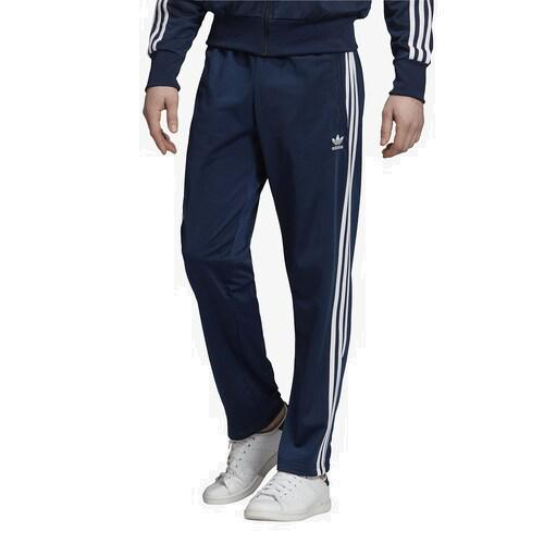 【クーポンで最大2000円OFF】(取寄)アディダス メンズ オリジナルス ファイアーバード トラック パンツ Men's adidas Originals Firebird Track Pants Navy