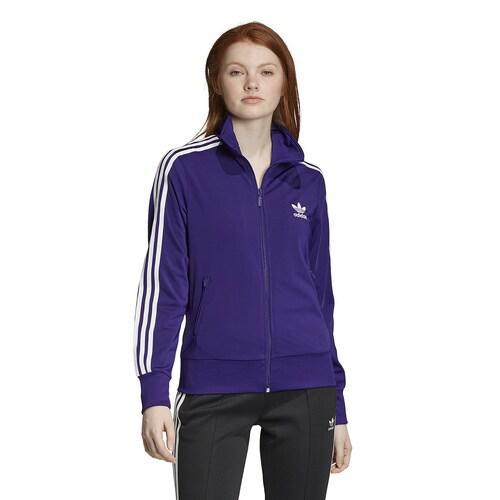 【クーポンで最大2000円OFF】(取寄)アディダス レディース オリジナルス アディカラー ファイアーバード トラック トップ Women's adidas Originals Adicolor Firebird Track Top Collegiate Purple