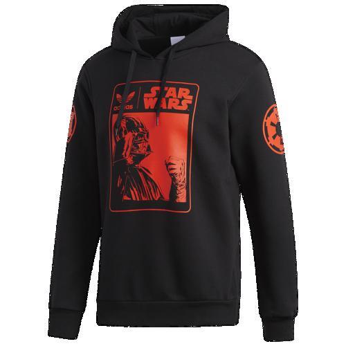(取寄)アディダス メンズ オリジナルス スター ウォーズ フーディ Men's adidas Originals Star Wars Hoodie Black