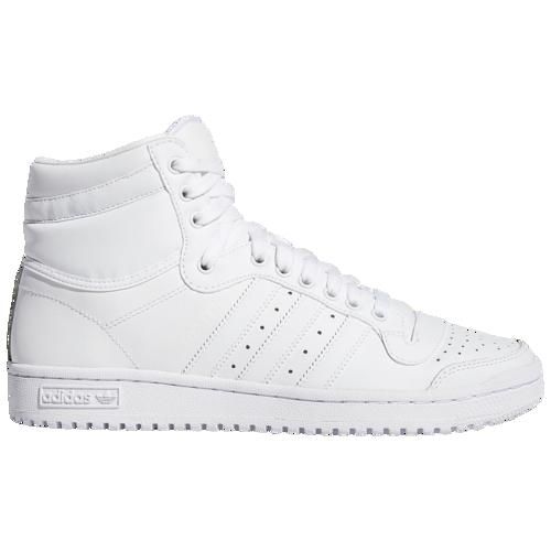 (取寄)アディダス メンズ オリジナルス トップ テン ハイ Men's adidas Originals Top Ten Hi White White White