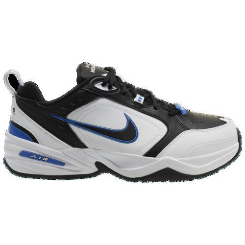 【クーポンで最大2000円OFF】(取寄)ナイキ メンズ エア モナーク 4 Nike Men's Air Monarch IV Black Black White Racer Blue