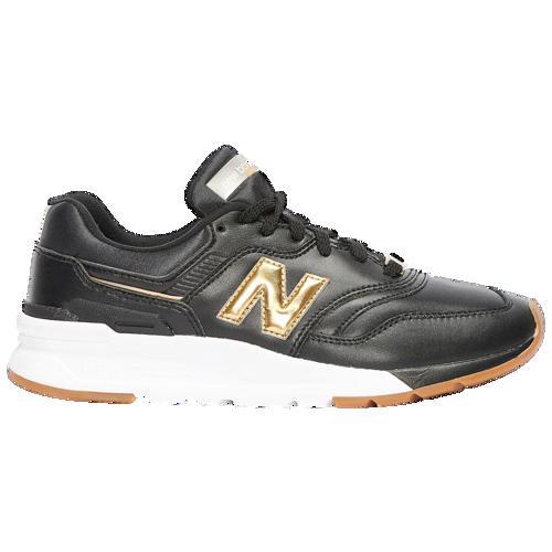 (取寄)ニューバランス レディース 997H クラシック New Balance Women's 997H Classic Black Gold