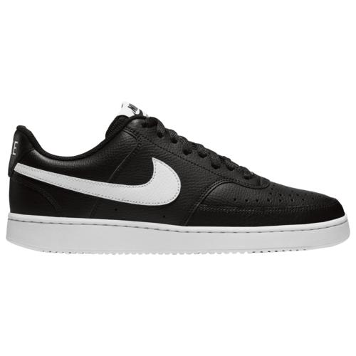 <title>NIKE ナイキ 靴 シューズ スニーカー ファッション ブランド 取寄 メンズ コート ビジョン ロー Nike 信用 Men's Court Vision Low Black White Photon Dust</title>