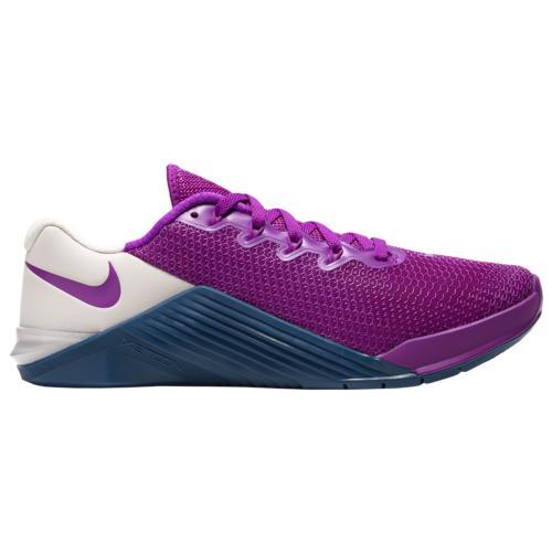 【クーポンで最大2000円OFF】(取寄)ナイキ レディース メトコン 5 Nike Women's Metcon 5 Vivid Purple Valerian Blue Barely Rose