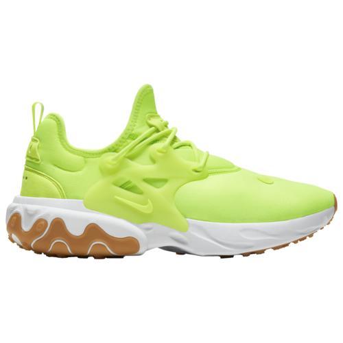 (取寄)ナイキ メンズ リアクト プレスト Nike Men's React Presto Volt Volt White Gum Light Brown