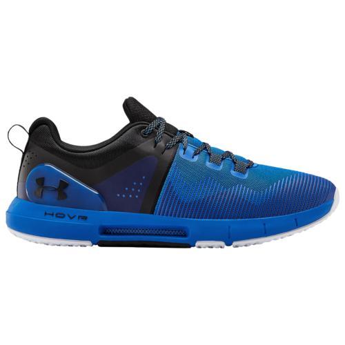 【クーポンで最大2000円OFF】(取寄)アンダーアーマー メンズ シューズ ホバー ライズ Underarmour Men's Shoes Hovr Rise Versa Blue Versa Blue Black