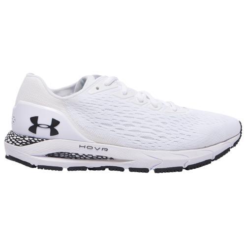 【クーポンで最大2000円OFF】(取寄)アンダーアーマー レディース シューズ ホバー ソニック 3 Underarmour Women's Shoes HOVR Sonic 3 White White Black