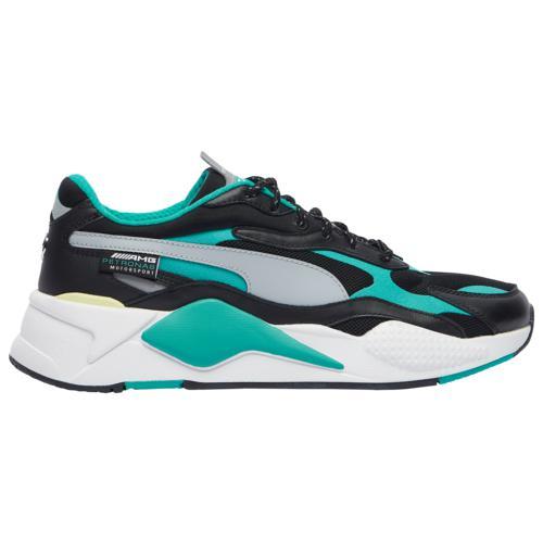 (取寄)プーマ メンズ シューズ プーマ RS-X3 Men's Shoes PUMA RS-X3 Black Spectra Green White