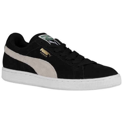 (取寄)プーマ レディース シューズ プーマ スエード クラシック Women's Shoes PUMA Suede Classic Black White