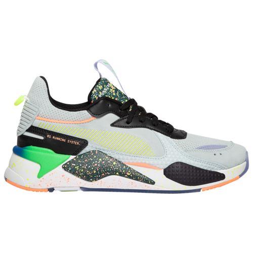 (取寄)プーマ メンズ シューズ プーマ RS-X Men's Shoes PUMA RS-X Fair Aqua Ponderosa Pine