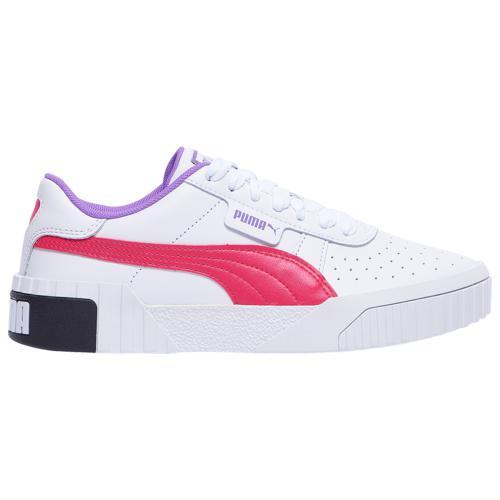 <title>puma プーマ シューズ ファッション ブランド クーポンで最大2000円OFF 安心の定価販売 取寄 レディース カリ チェイス Women's Shoes PUMA Cali Chase White Nrgy Rose</title>