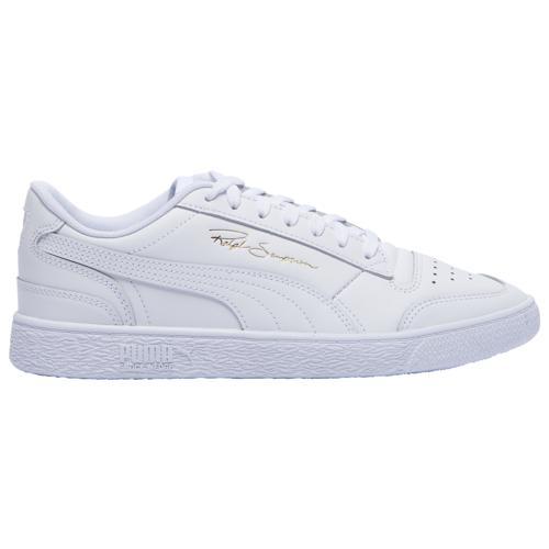 (取寄)プーマ メンズ シューズ プーマ ラルフ サンプソン Lo Men's Shoes PUMA Ralph Sampson Lo White White White