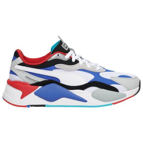 (取寄)プーマ メンズ シューズ プーマ RS-X3 Men's Shoes PUMA RS-X3 White Dazzling Blue Red