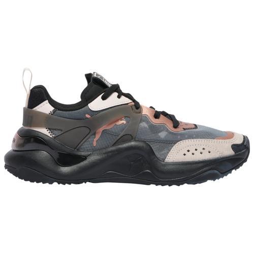 (取寄)プーマ レディース シューズ プーマ ライズ Women's Shoes PUMA Rise Black Rosewater