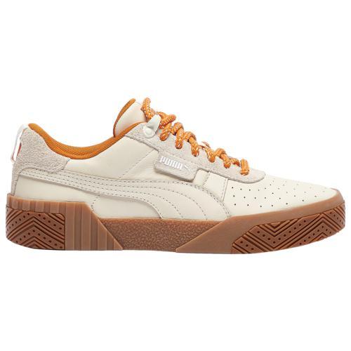 (取寄)プーマ レディース シューズ プーマ カリ アウトドア ハッスル Women's Shoes PUMA Cali Outdoor Hustle Orange Pale Pink White