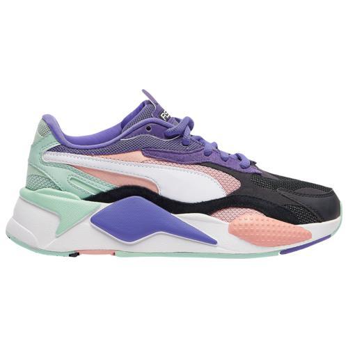(取寄)プーマ レディース シューズ プーマ RS-X キューブド Women's Shoes PUMA RS-X Cubed Purple Corallites White