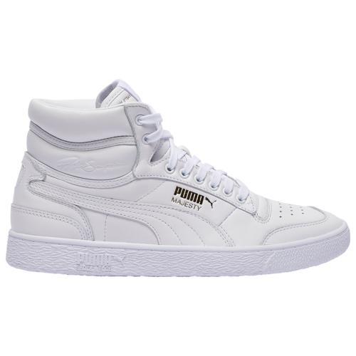 (取寄)プーマ メンズ シューズ プーマ ラルフ サンプソン ミッド Men's Shoes PUMA Ralph Sampson Mid White