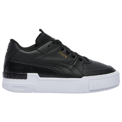 (取寄)プーマ レディース シューズ プーマ カリ スポーツ Women's Shoes PUMA Cali Sport Black White