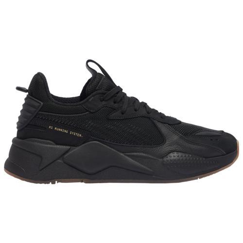 (取寄)プーマ メンズ シューズ プーマ RS-X Men's Shoes PUMA RS-X Black Gum