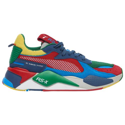 (取寄)プーマ メンズ シューズ プーマ RS-X Men's Shoes PUMA RS-X Green High Risk Red