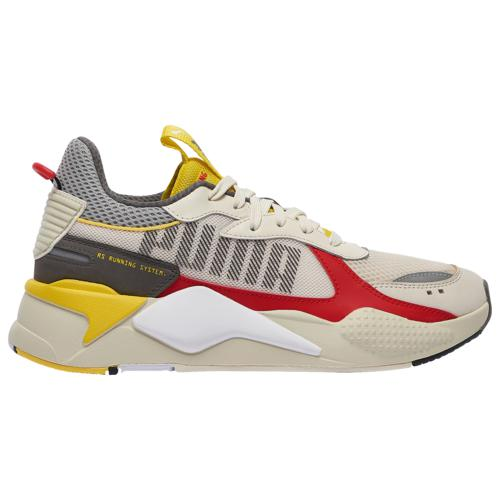 (取寄)プーマ メンズ シューズ プーマ RS-X Men's Shoes PUMA RS-X Off White Red Grey