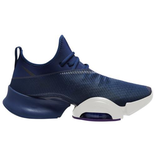 【クーポンで最大2000円OFF】(取寄)ナイキ メンズ トレーニングシューズ エアズーム スーパーレップ Nike Men's Shoes Air Zoom Superrep Blue Void Black Vast Grey Voltage Purple