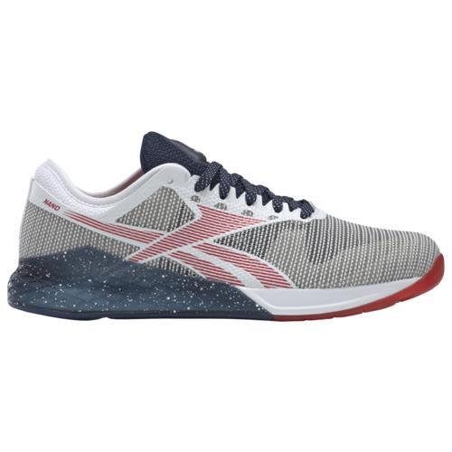 (取寄)リーボック メンズ シューズ クロスフィット ナノ 9.0 Reebok Men's Shoes Crossfit Nano 9.0 White Collegiate Navy Primal Red