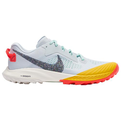 (取寄)ナイキ メンズ シューズ エア ズーム テラ カイガー 6 Nike Men's Shoes Air Zoom Terra Kiger 6 Aura Blackened Blue Mint Foam Speed Yellow