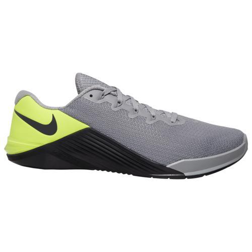(取寄)ナイキ メンズ シューズ メトコン 5 Nike Men's Shoes Metcon 5 Particle Grey Dark Smoke Grey Barely Volt