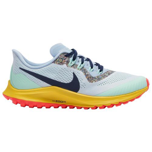 (取寄)ナイキ レディース シューズ エア ズーム ペガサス 36 トレイル Nike Women's Shoes Air Zoom Pegasus 36 Trail Aura Blackened Blue Lt Armory Blue