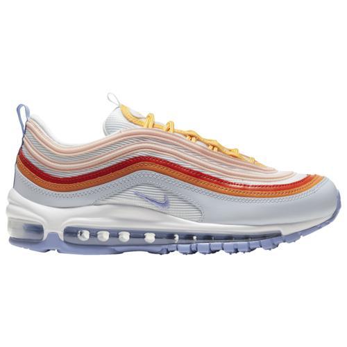 (取寄)ナイキ レディース シューズ エア マックス 97 Nike Women's Shoes Air Max 97 Grey Light Thistle White
