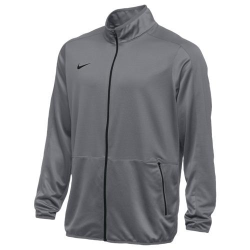 (取寄)ナイキ メンズ チーム ライバルリー ジャケット Nike Men's Team Rivalry Jacket Cool Grey Black
