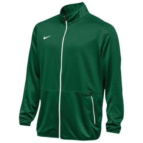 (取寄)ナイキ メンズ チーム ライバルリー ジャケット Nike Men's Team Rivalry Jacket Dark Green White