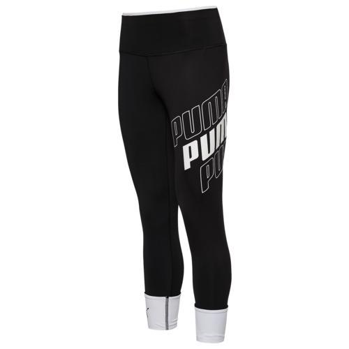 (取寄)プーマ レディース プーマ モダン スポーツ レギンス Women's PUMA Modern Sport Leggings Black