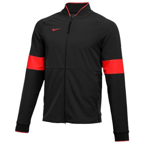 (取寄)ナイキ メンズ チーム オーセンティック サーマ ミッドウェイト ジャケット Nike Men's Team Authentic Therma Midweight Jacket Black University Red University Red