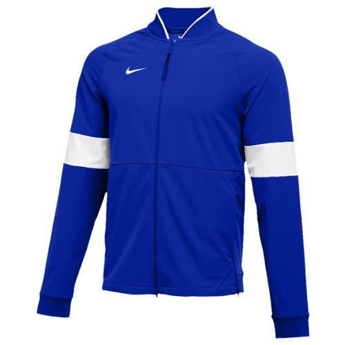 (取寄)ナイキ メンズ チーム オーセンティック サーマ ミッドウェイト ジャケット Nike Men's Team Authentic Therma Midweight Jacket Game Royal White White
