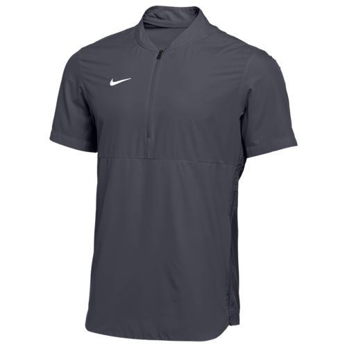 (取寄)ナイキ メンズ チーム オーセンティック シールド ライトウェイト ジャケット Nike Men's Team Authentic Shield Lightweight Jacket Anthracite White N A