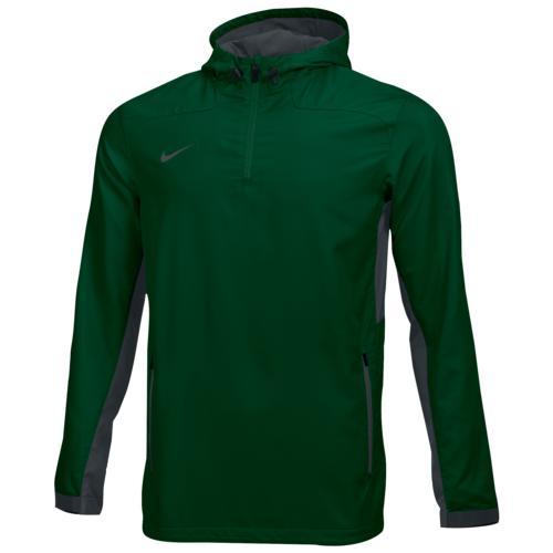 (取寄)ナイキ メンズ チーム ウーブン 1/4 ジップ ジャケット Nike Men's Team Woven 1/4 Zip Jacket Team Dark Green Team Anthracite Team Anthracite