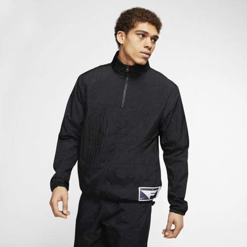 【クーポンで最大2000円OFF】(取寄)ナイキ メンズ フライト ジャケット Nike Men's Flight Jacket Black Black